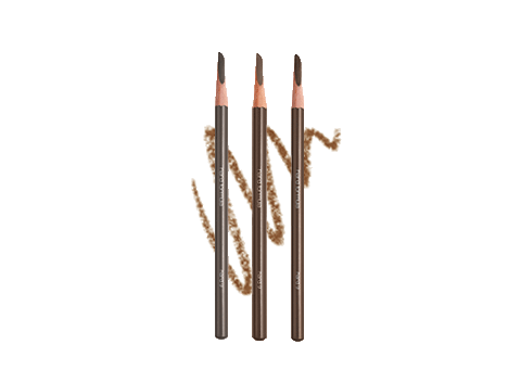 This unique eyebrow pencil only releases colour pigment when it interacts with the oils in the brow hairs, resulting in beautifully natural, defined brows.