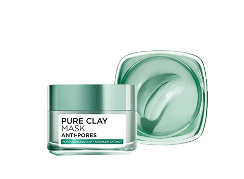 Transform and detoxify your skin with our clay mask range.