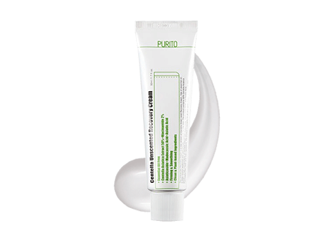 This is an unscented, essential oil-free version of the CICA cream.