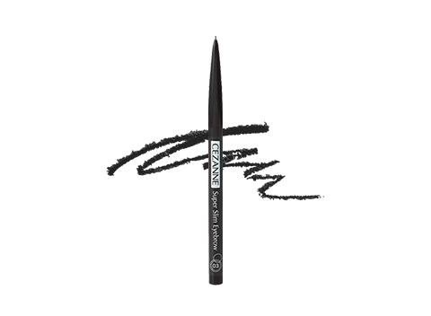 Ultra-fine lead: An easy-to-use 0.9 mm ultra-fine tip draws individual hairs with an excellent finish to the outer corners. Water-proof: Resistant to water, sweat and sebum. No sharpener required: The twist-up design does not need sharpening.
