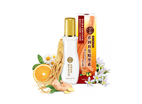 Rohto Japan Pharmaceutical standard, with 50 precious ingredients including Ginseng, Cordyceps sinensis , Ganoderma lucidum, Poria and seaweed etc, reduce hair loss by 32% *and leave hair more volumized.