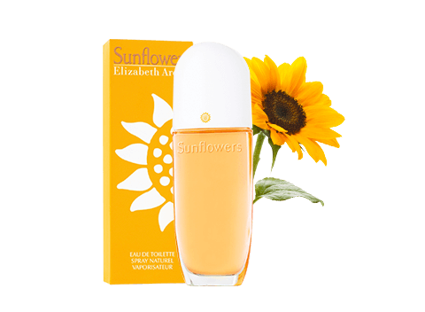 """""""A celebration of life"""".  Sunflowers symbolise the sun, capturing its goodness, naturalness and energy. The sunflower best represents what women today strive to become: strong, beautiful, healthy, smart & intuitive."""
